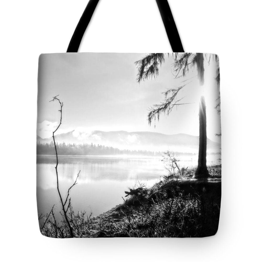 Emotions Tote Bag featuring the photograph Remembering Days Gone By by Janie Johnson