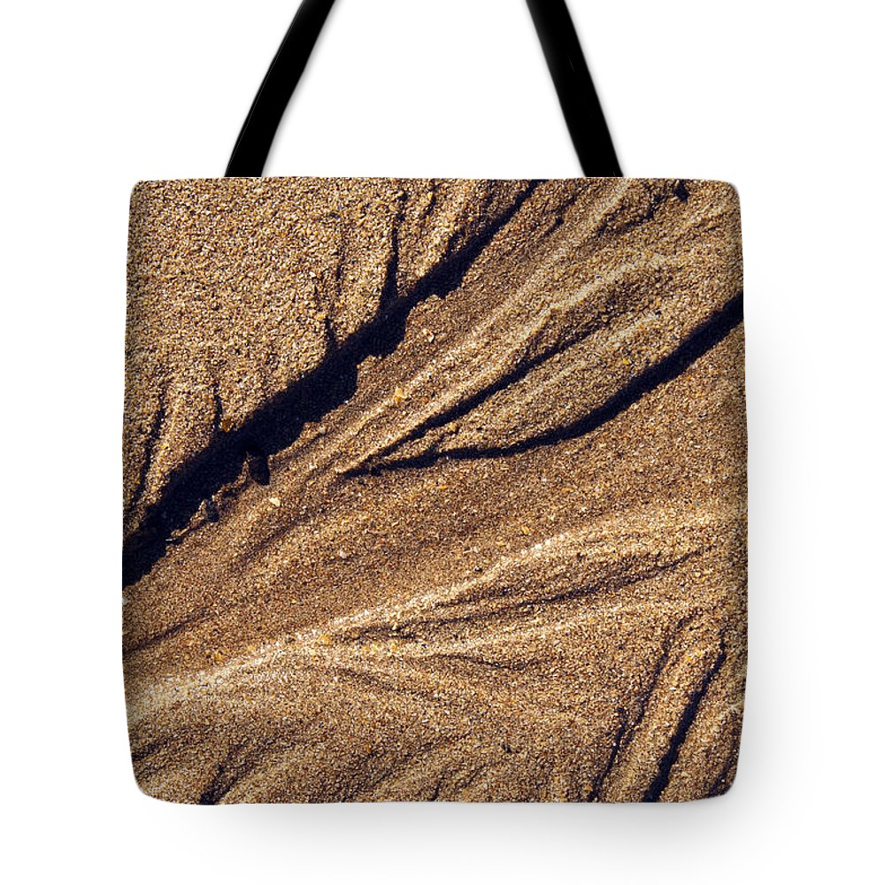 Acadia National Park Tote Bag featuring the photograph Ripples In The Sand by Glenn Gordon