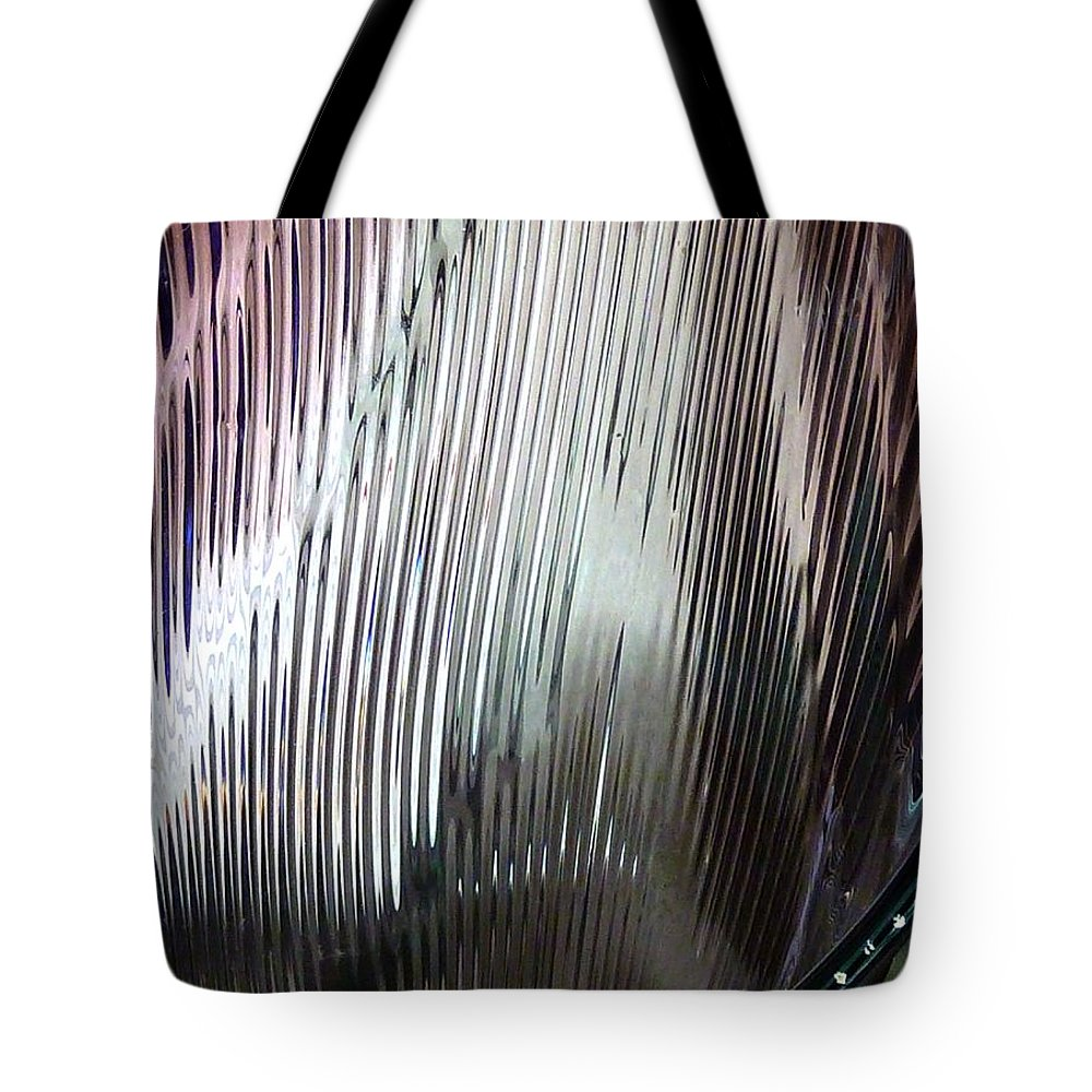 Glass Tote Bag featuring the photograph Rose Colored Glasses by Newel Hunter