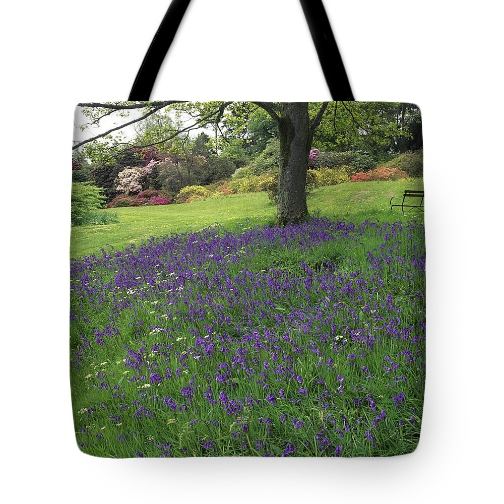 Outdoors Tote Bag featuring the photograph Rowallane Garden, Co Down, Ireland Wild by The Irish Image Collection