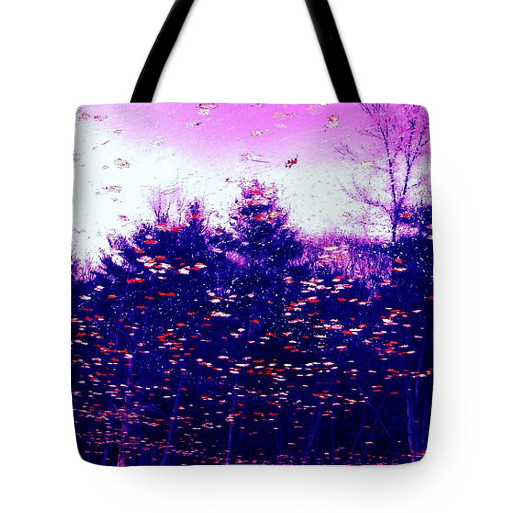 Emotional Art Tote Bag featuring the photograph Sharing by Sybil Staples