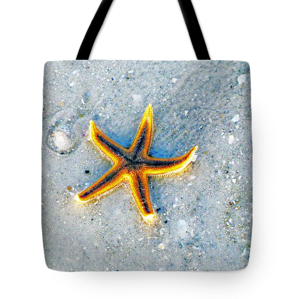 Minimalism Tote Bag featuring the photograph Somewhere Between Heaven And Earth by Lenore Senior