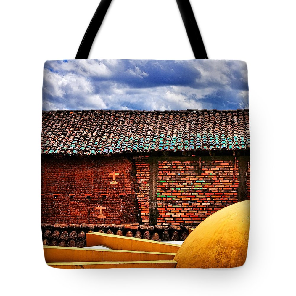Source Tote Bag featuring the photograph Source by Skip Hunt