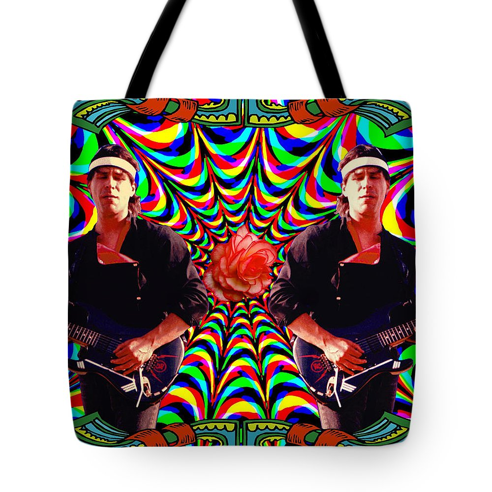 Spirit Tote Bag featuring the photograph Spirit Of The Rose by Ben Upham