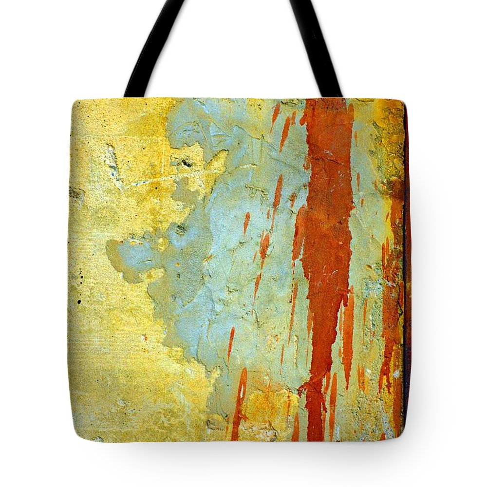 Abstract Tote Bag featuring the photograph Splash by Marcia Lee Jones