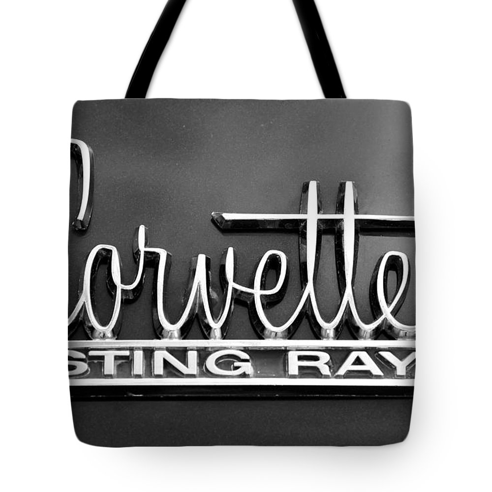 Fine Art Photography Tote Bag featuring the photograph Sting Ray by David Lee Thompson