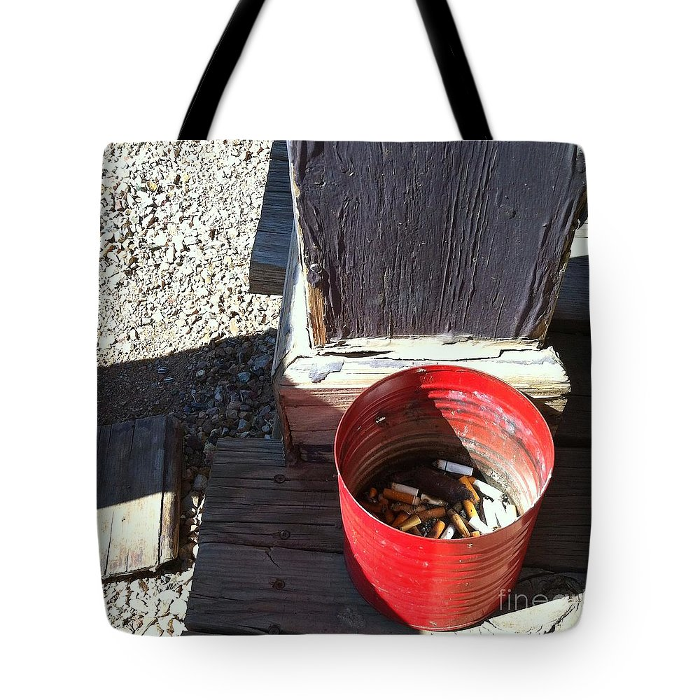 Tombstone Tote Bag featuring the photograph Streets Of Tombstone 12 by Marlene Burns