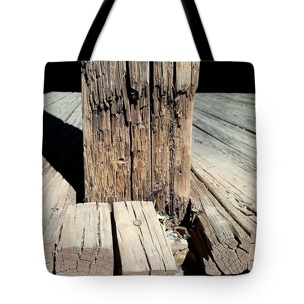 Tombstone Tote Bag featuring the photograph Streets Of Tombstone 7 by Marlene Burns