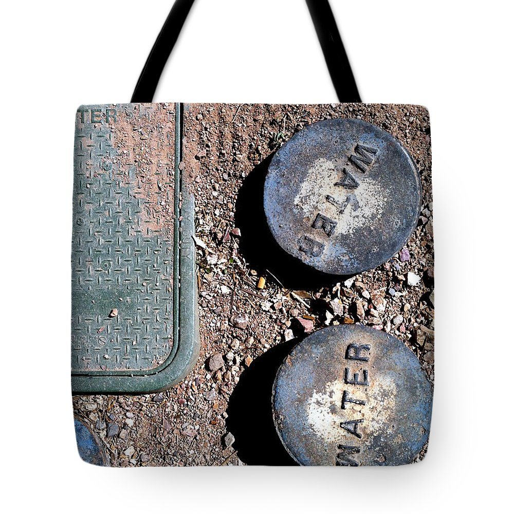 Tombstone Tote Bag featuring the photograph Streets Of Tombstone 9 by Marlene Burns