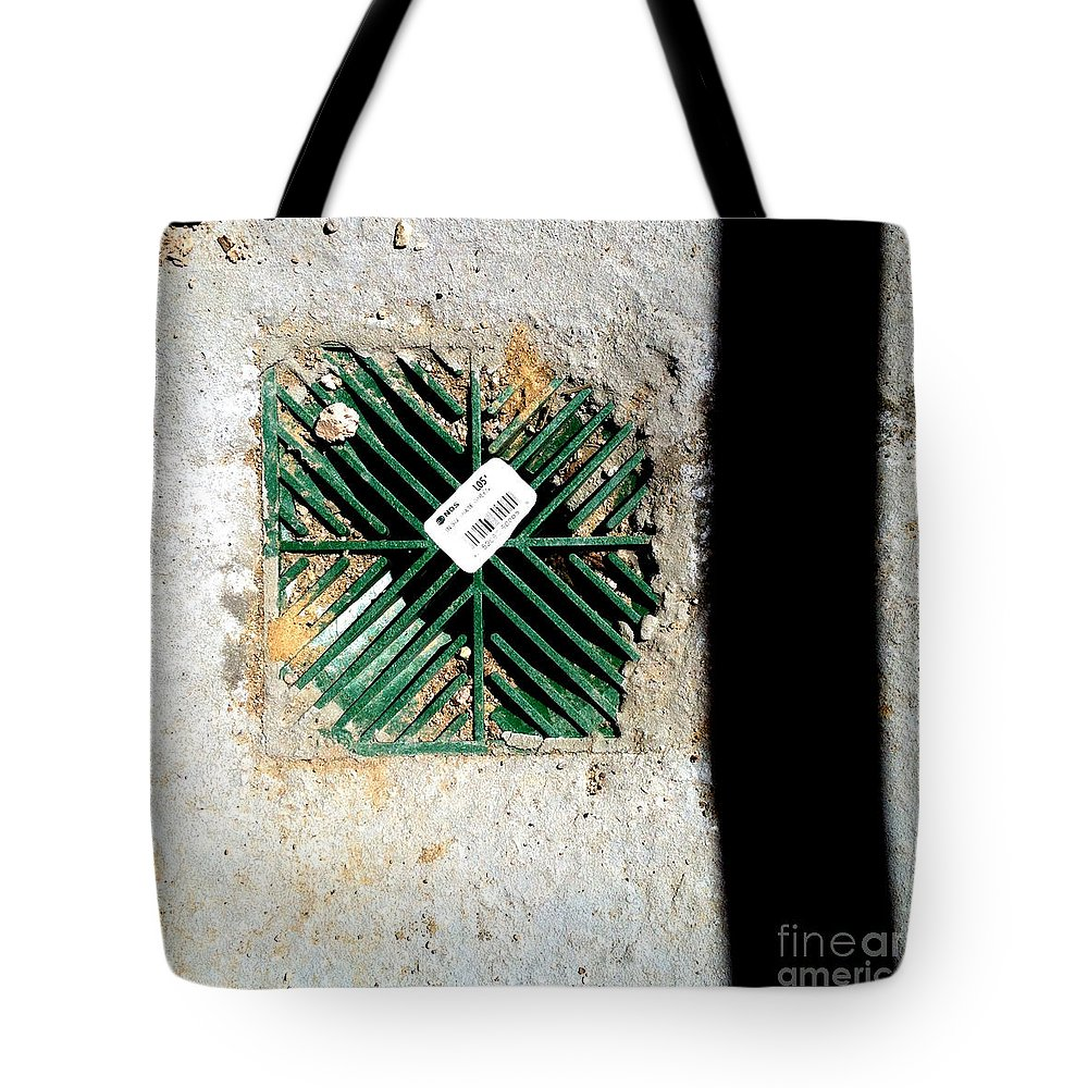 Marlene Burns Tote Bag featuring the photograph Streets Of Tucson 119 by Marlene Burns