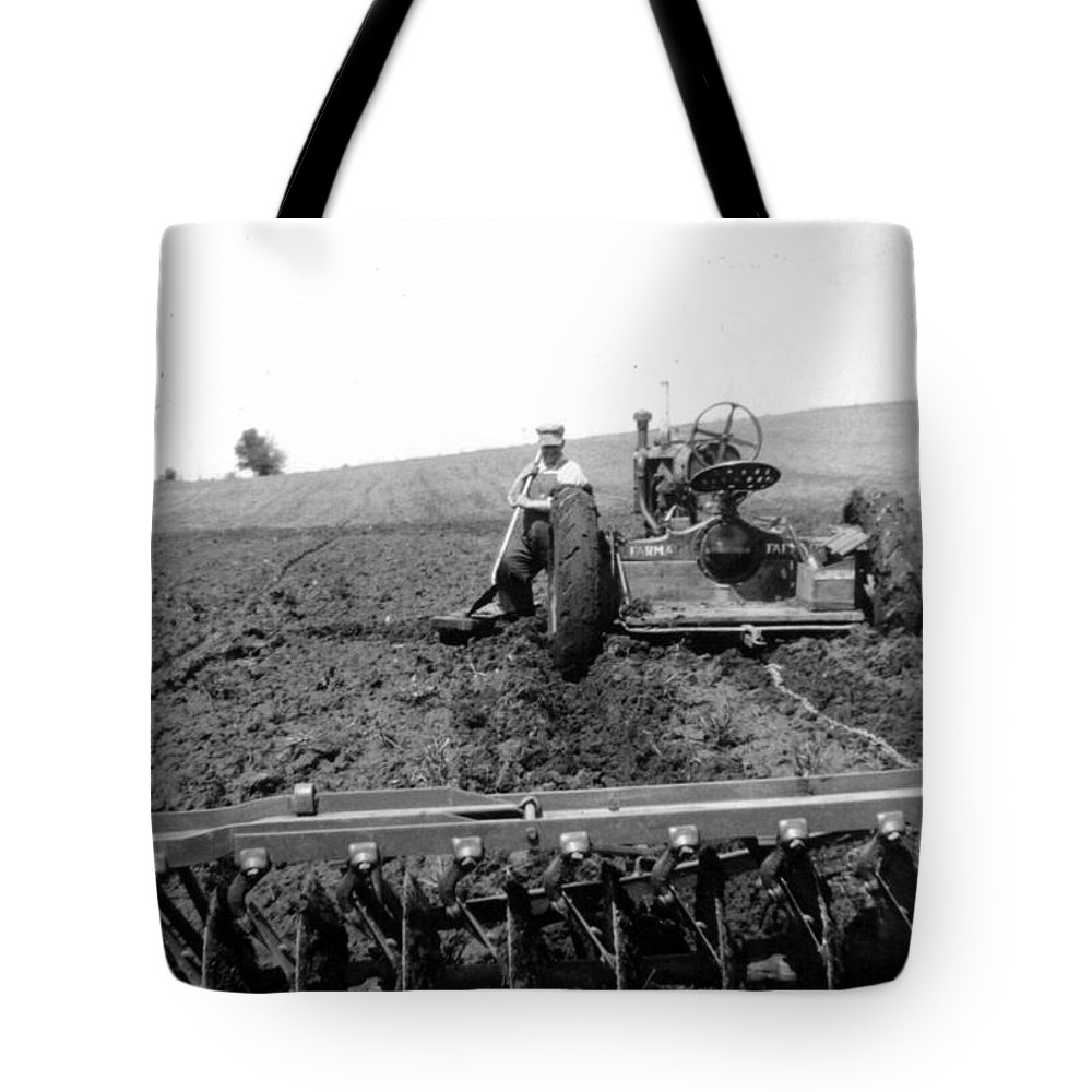Mud Tote Bag featuring the photograph Stuck by Bonfire Photography