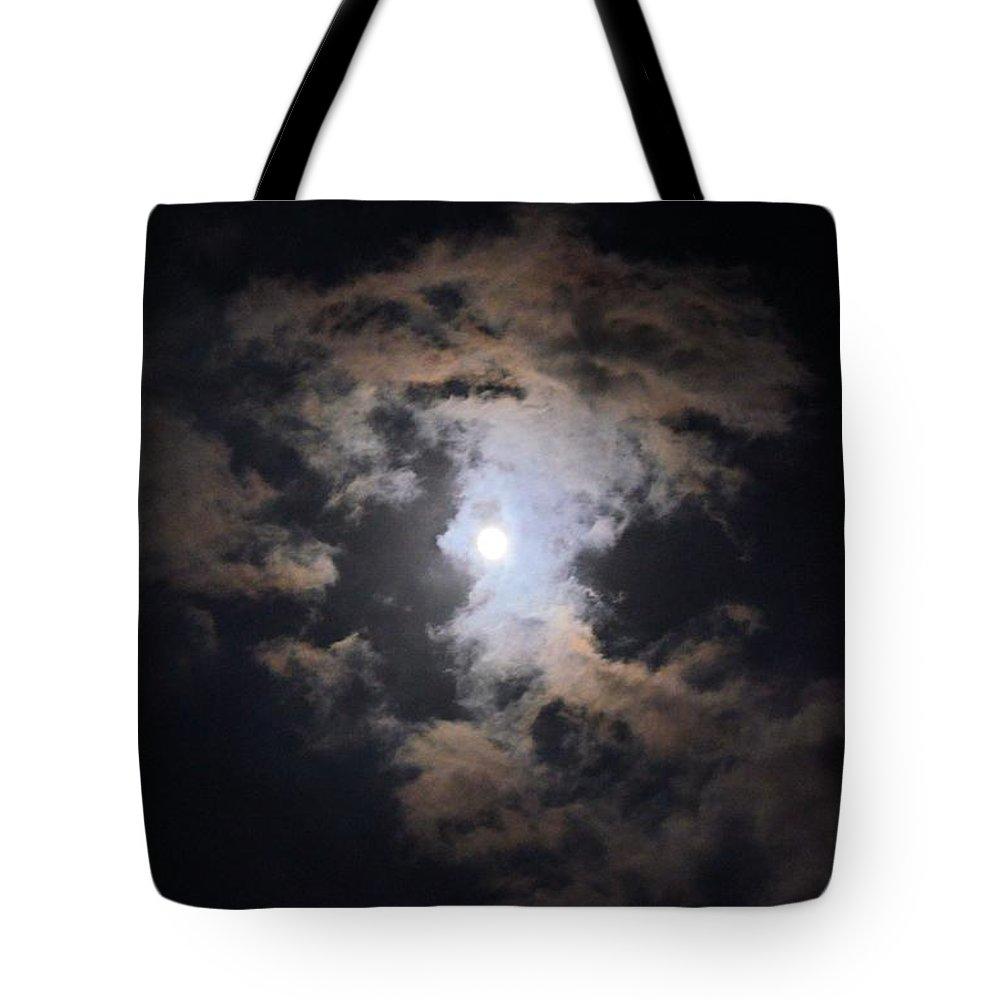 Supernatural Tote Bag featuring the photograph Supernatural by Maria Urso