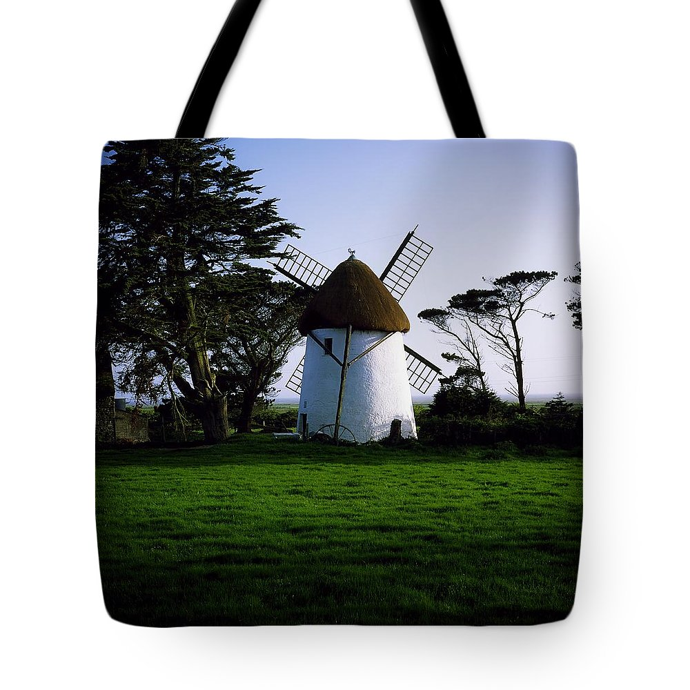 Craft Tote Bag featuring the photograph Tacumshane Windmill, Co Wexford, Ireland by The Irish Image Collection