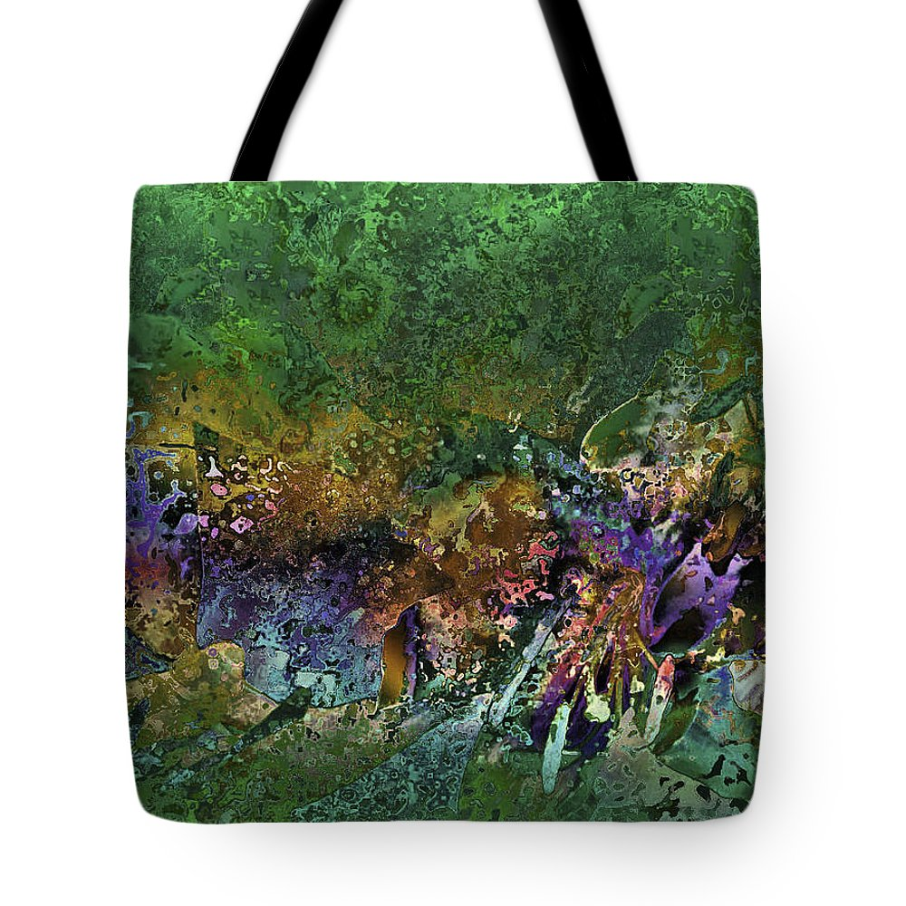 Tote Bag featuring the photograph Teri Meri - Envy by David Pantuso