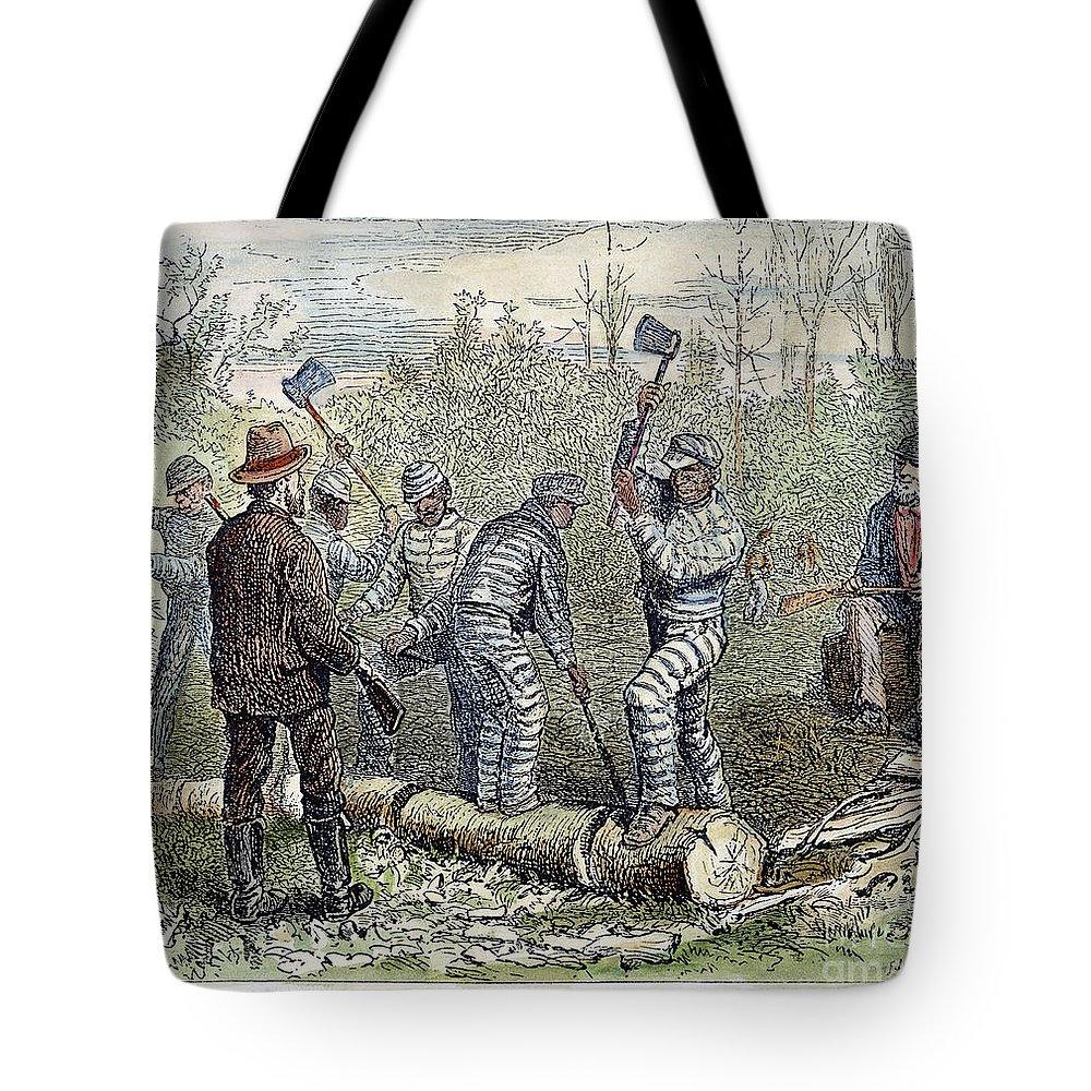 Lee County Texas Tote Bag Established 1874