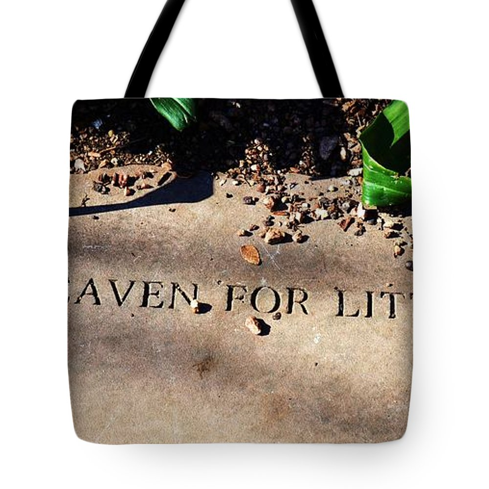 Girls Tote Bag featuring the photograph Thank Heaven For Little Girls by Debbi Granruth