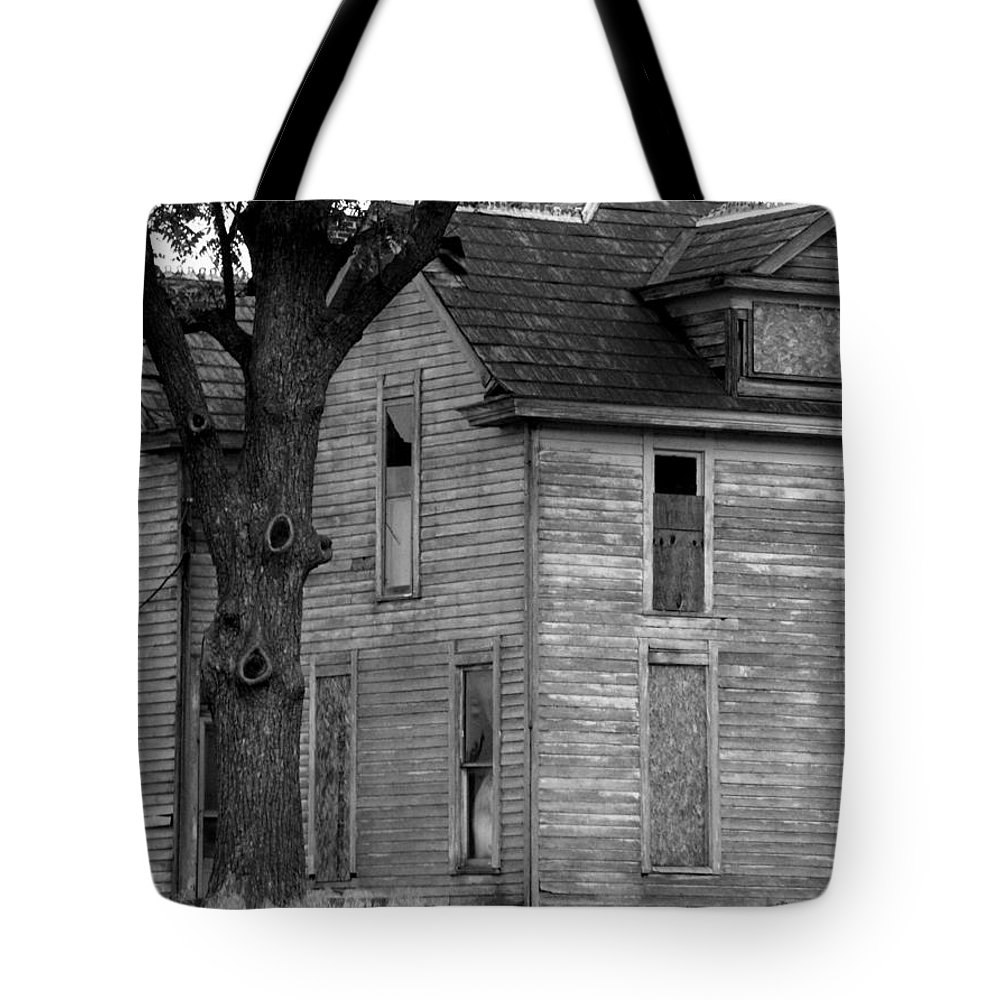 The Adams Family Tote Bag featuring the photograph The Adams Family by Ed Smith