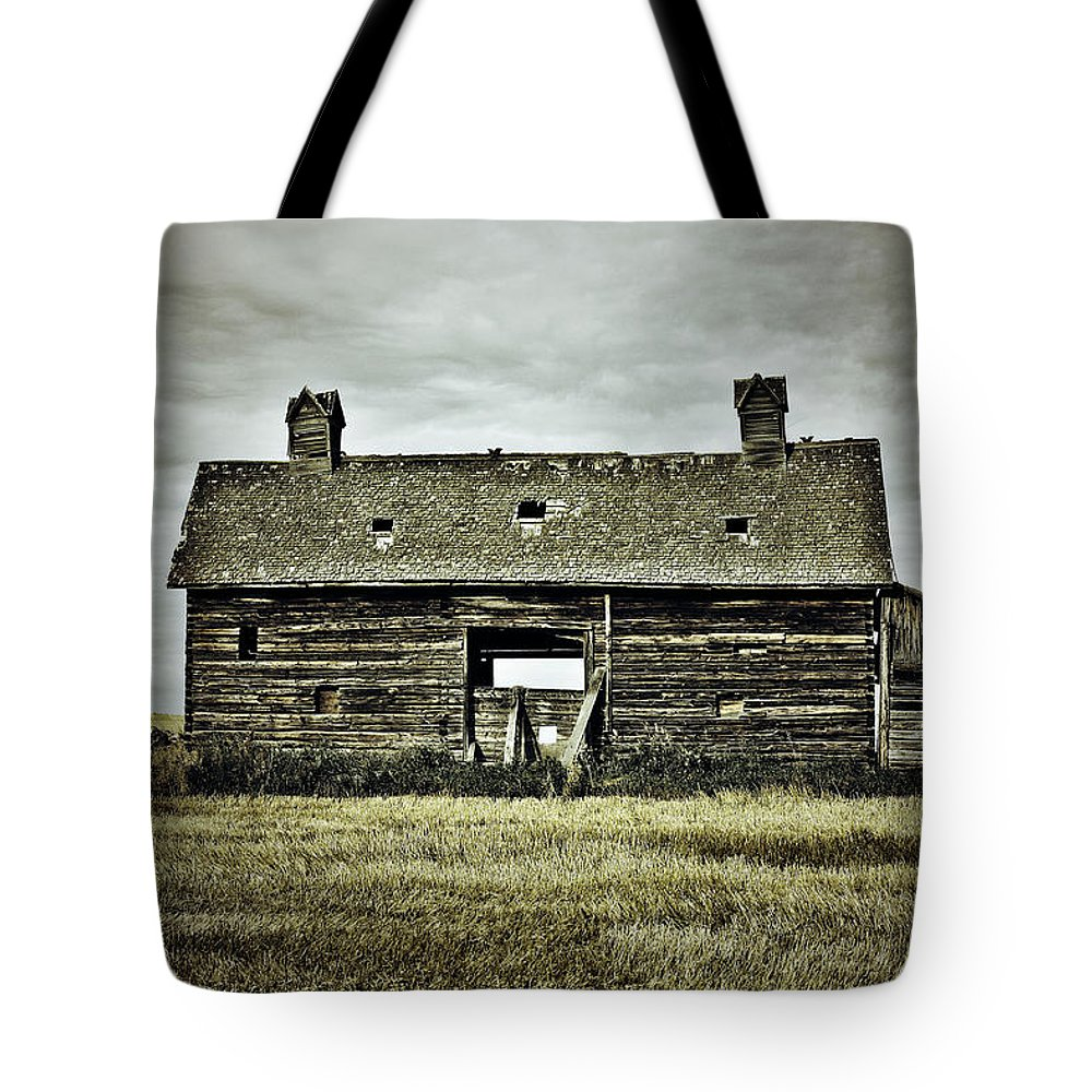 Photographer Tote Bag featuring the photograph The Burns by The Artist Project
