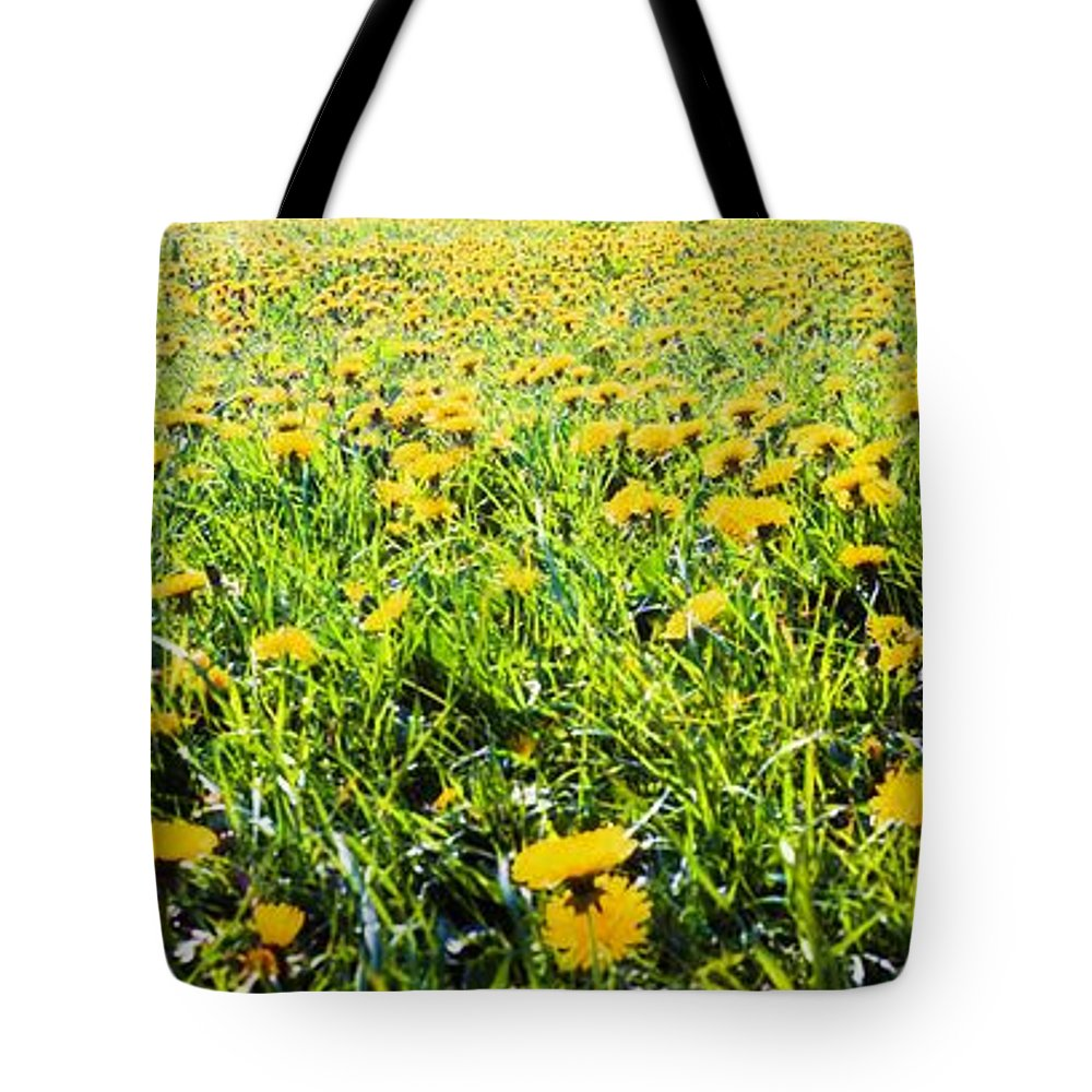 Outdoors Tote Bag featuring the photograph The Burren, County Clare, Ireland Field by Sici