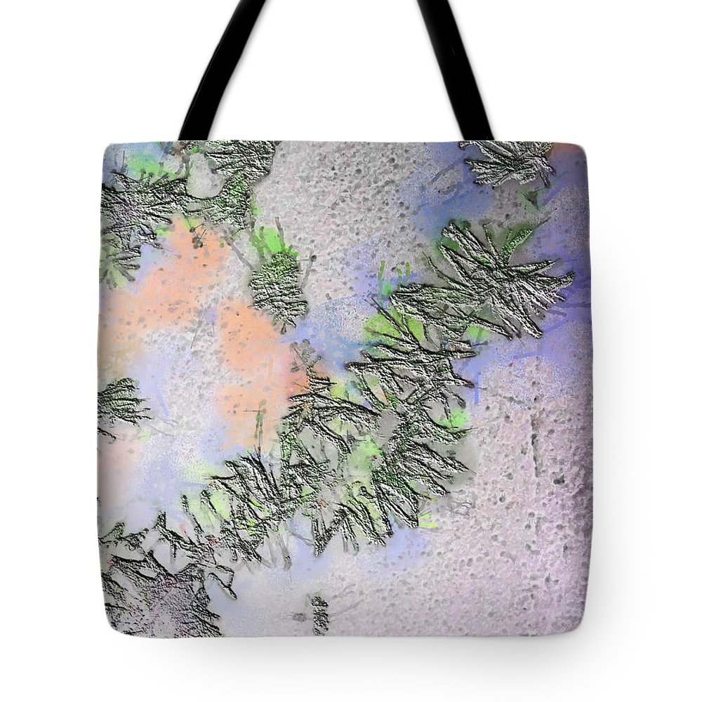 Microscope Tote Bag featuring the photograph The Microscope Slide by Steve Taylor