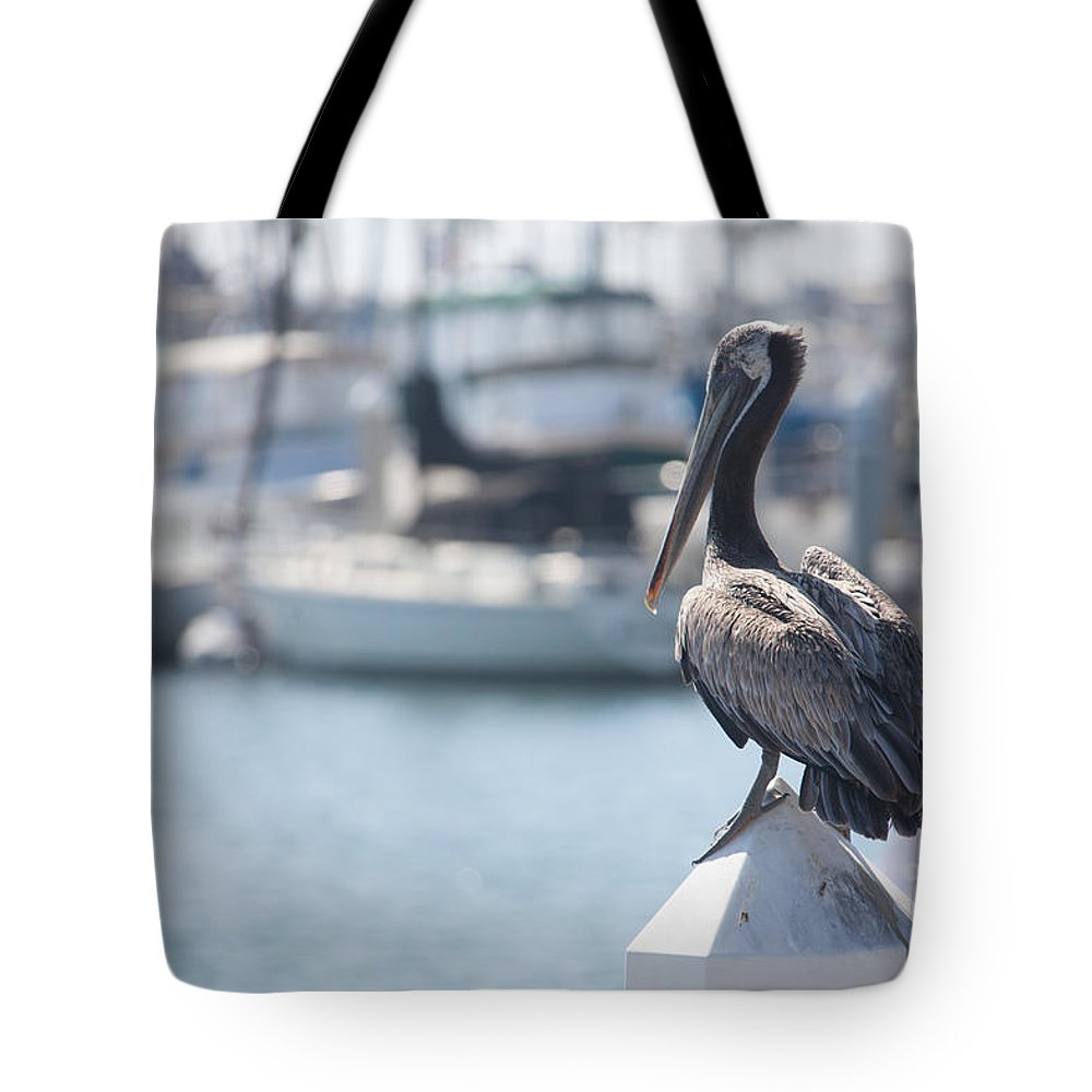 Ralf Tote Bag featuring the photograph The Observer by Ralf Kaiser