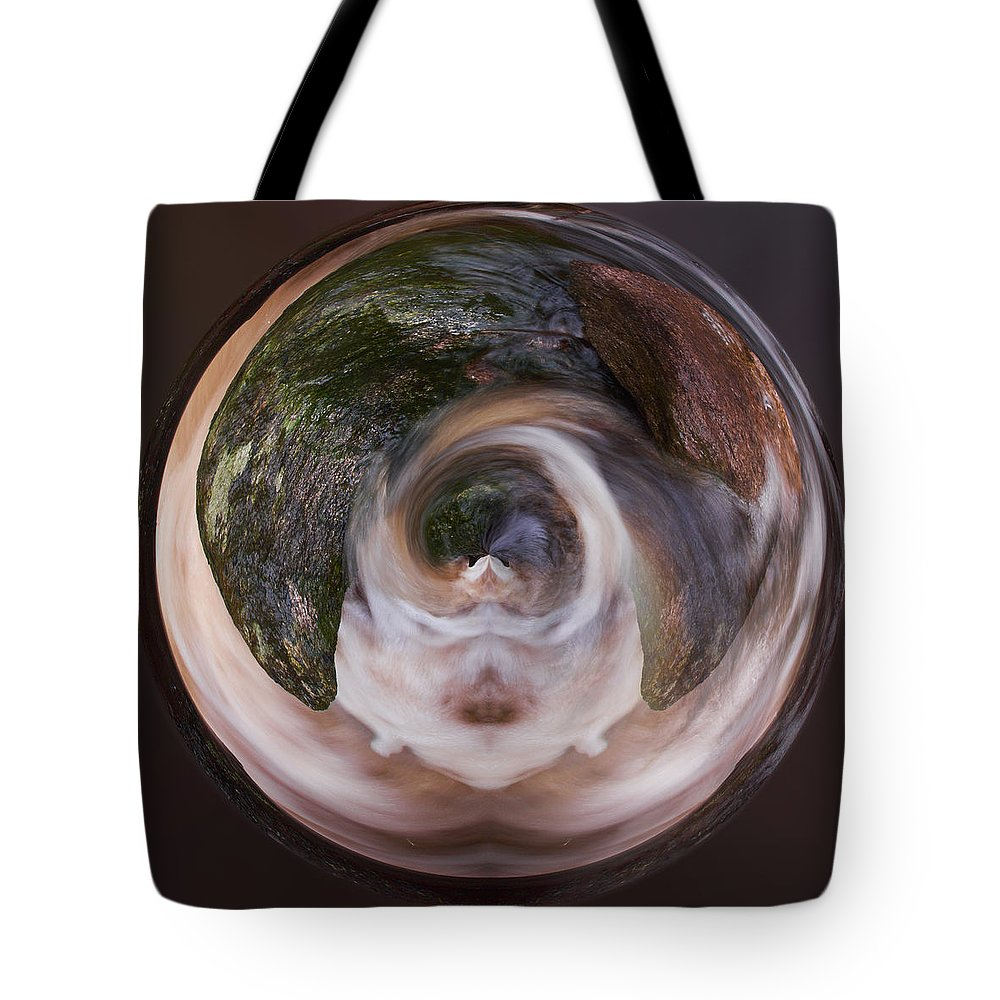 Liesijoki Tote Bag featuring the photograph The Spirit Of Liesijoki by Jouko Lehto