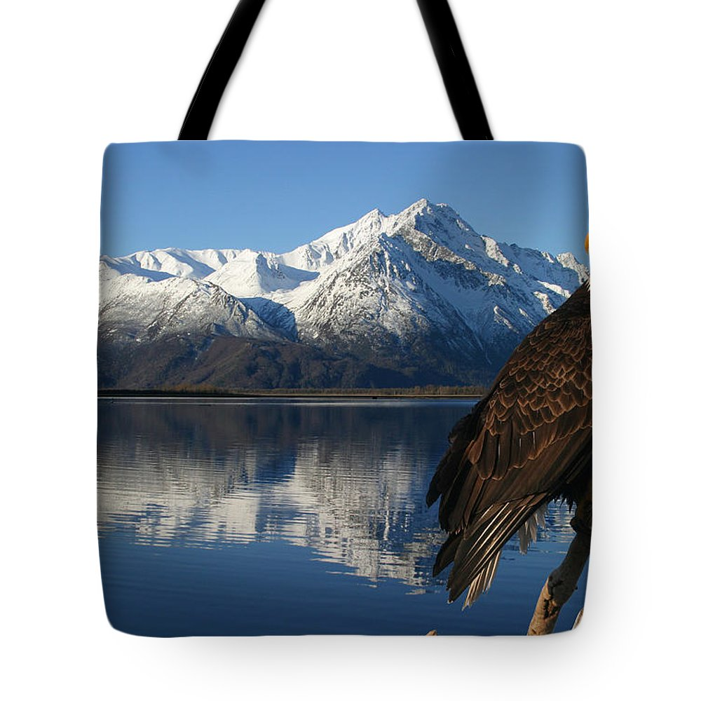 Doug Lloyd Tote Bag featuring the photograph The Watcher by Doug Lloyd
