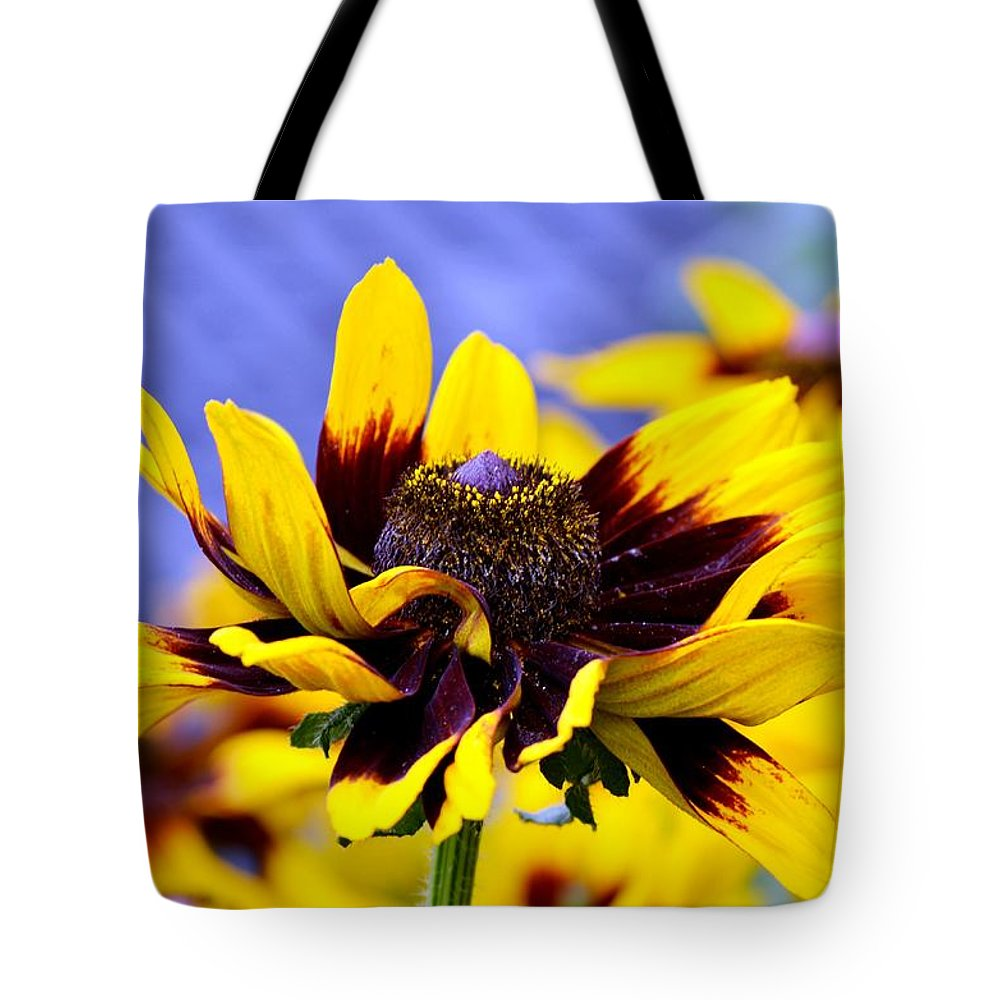 Denver Tote Bag featuring the photograph The Wow Factor by Maria Urso