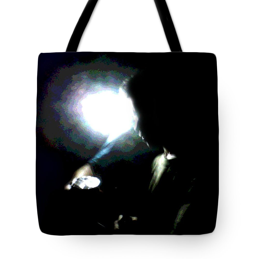 Thought Tote Bag featuring the photograph Thought Process by George Pedro