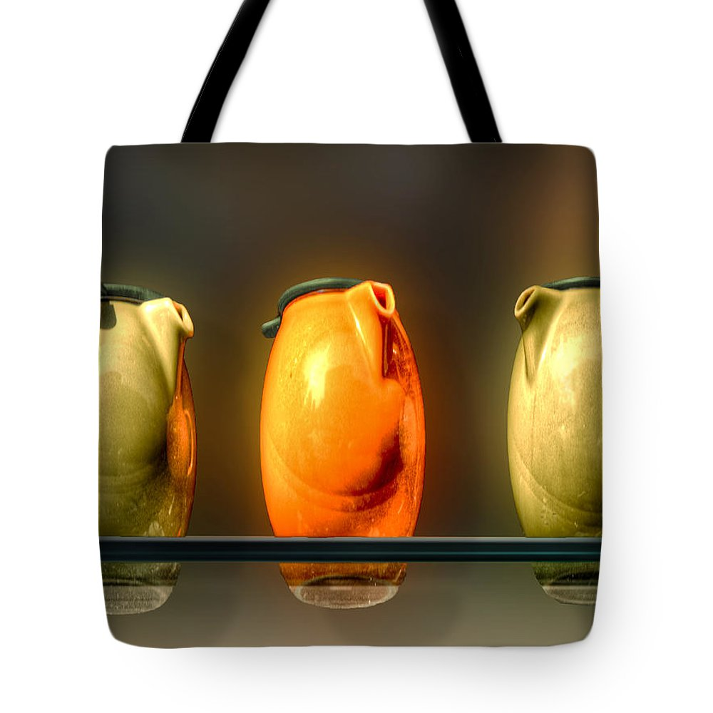 Photography Tote Bag featuring the photograph Three Tenors by Paul Wear