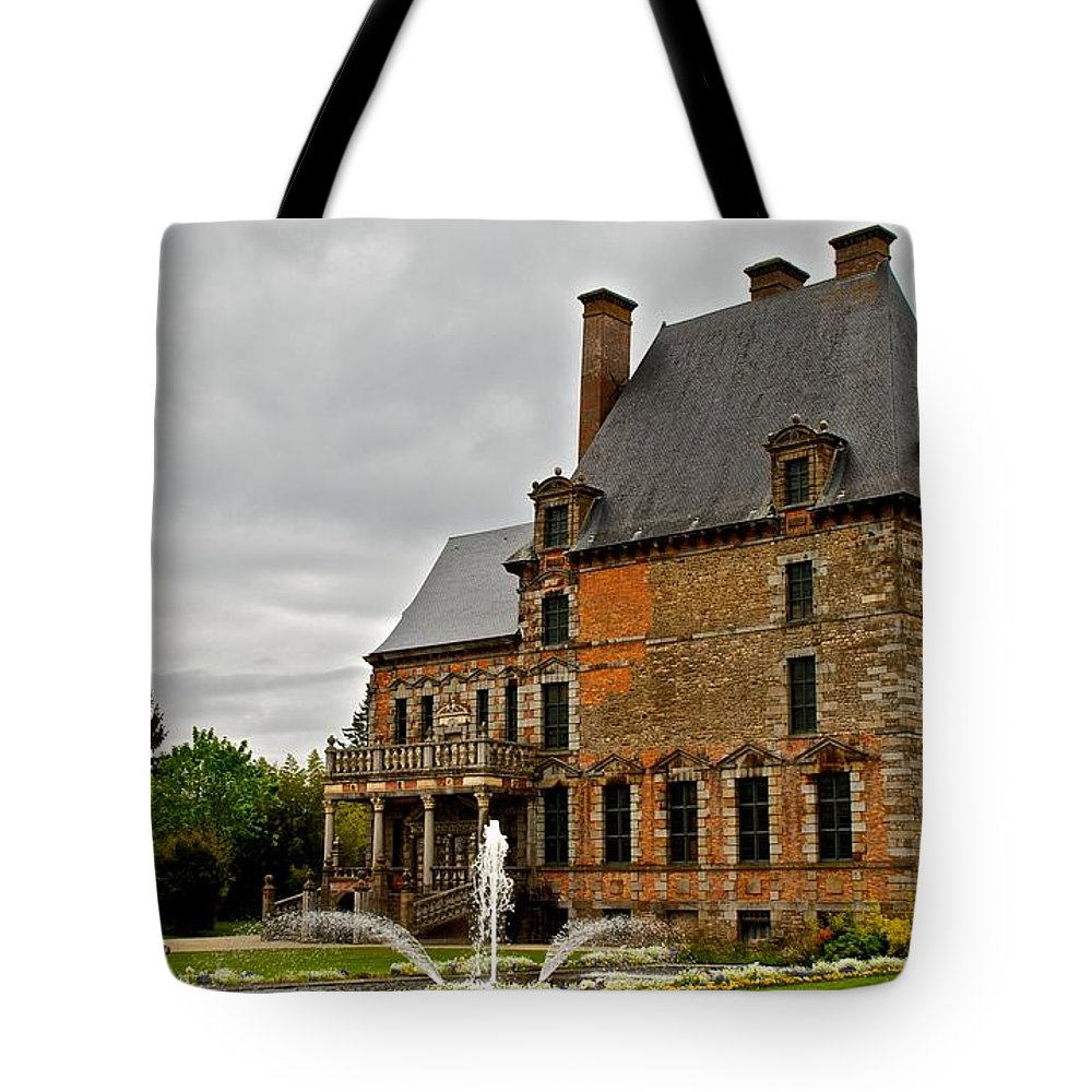 France Tote Bag featuring the photograph Tres Francais by Eric Tressler