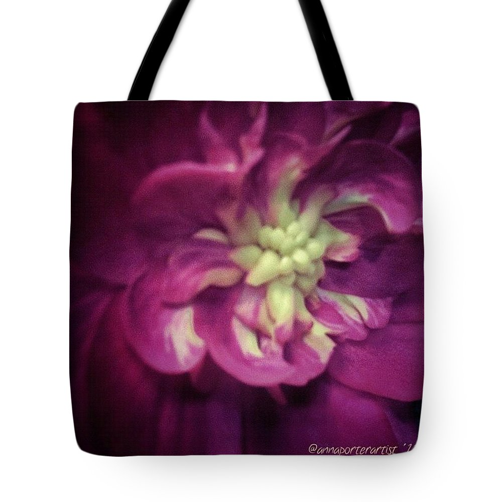 Beautiful Tote Bag featuring the photograph Twilight Rose #art #flowerart #roseart by Anna Porter