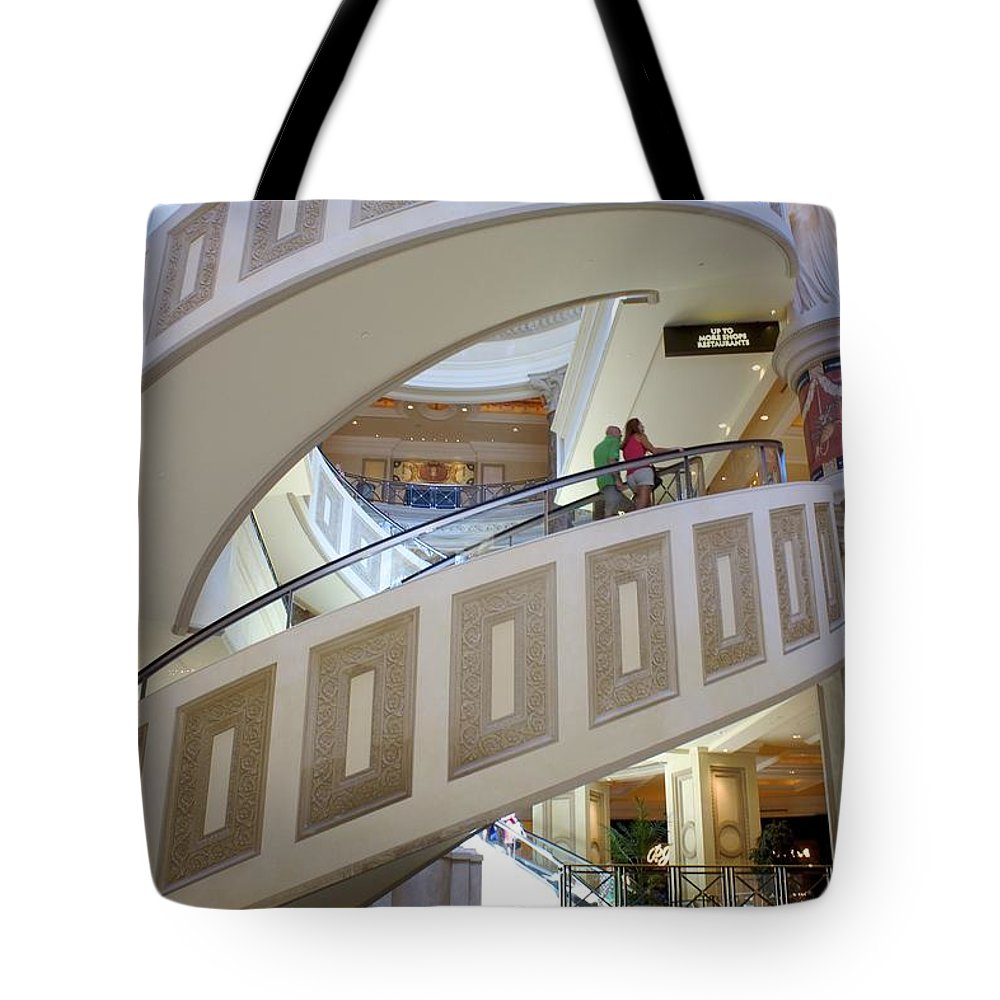 Las Vegas Tote Bag featuring the photograph Vegas Luxury 2 by Alanna DPhoto