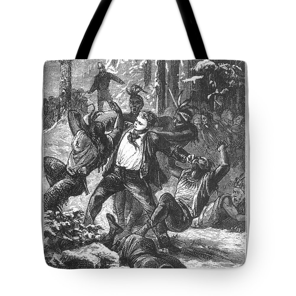 19th Century Tote Bag featuring the photograph Verne: Around The World by Granger