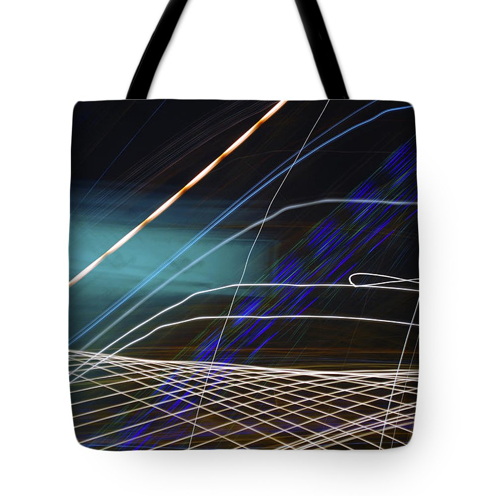 Violet Tote Bag featuring the photograph Violet Illusions by Sumit Mehndiratta