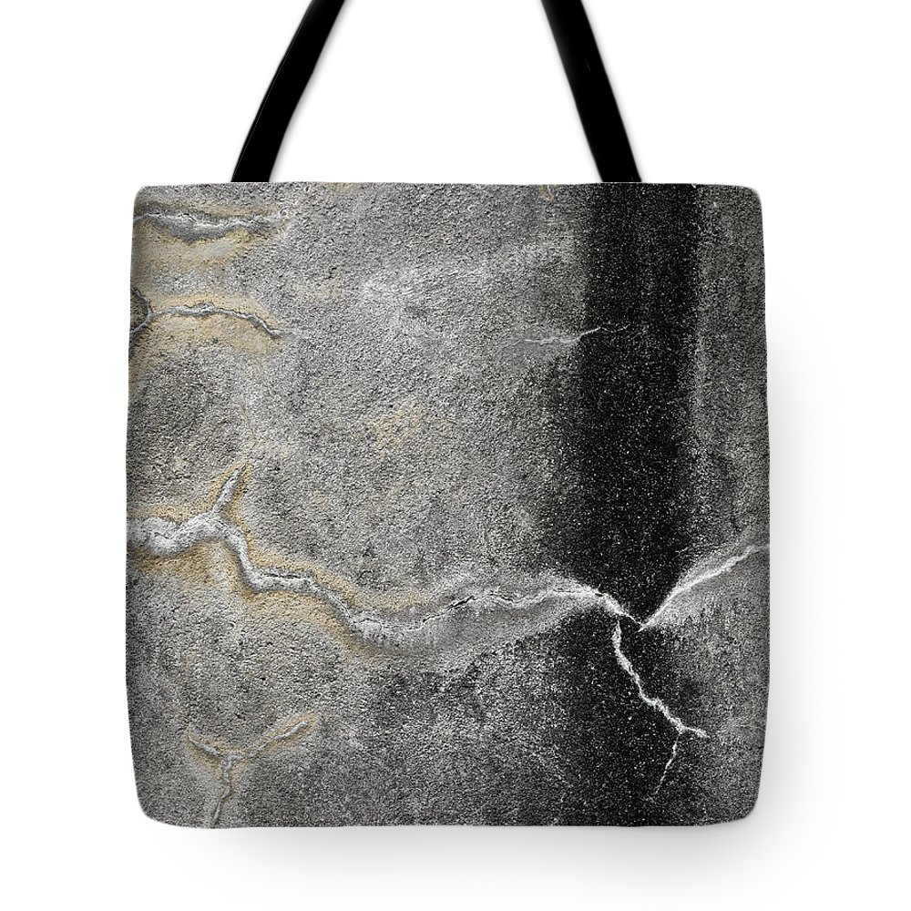 Wall Tote Bag featuring the photograph Wall Texture Number 4 by Carol Leigh