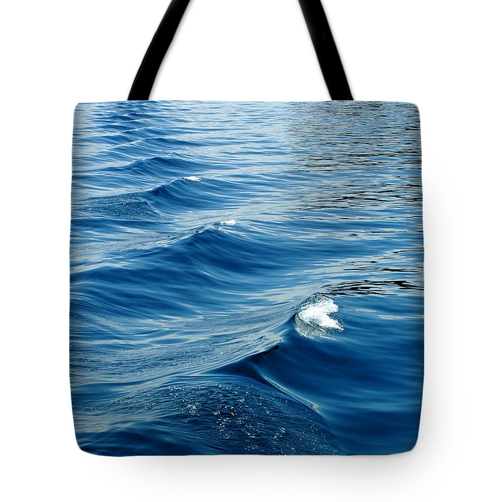 Usa Tote Bag featuring the photograph Waves On Tahoe by LeeAnn McLaneGoetz McLaneGoetzStudioLLCcom