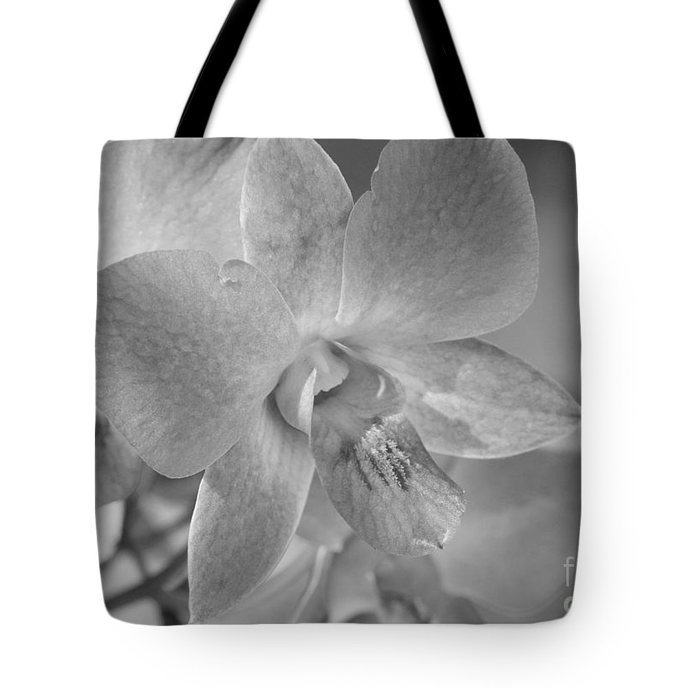 Bronstein Tote Bag featuring the photograph Wild Maui Orchid by Sandra Bronstein