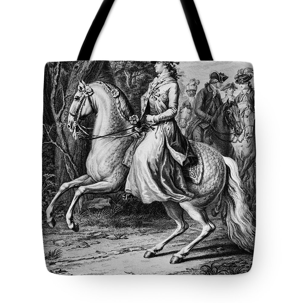 1779 Tote Bag featuring the photograph Wilhelmina Of Prussia by Granger