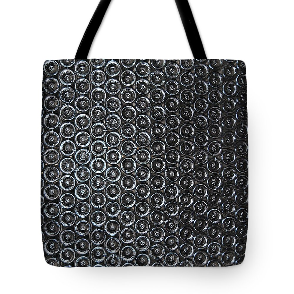 2012 Tote Bag featuring the photograph Wine Glass by Robert Ponzoni