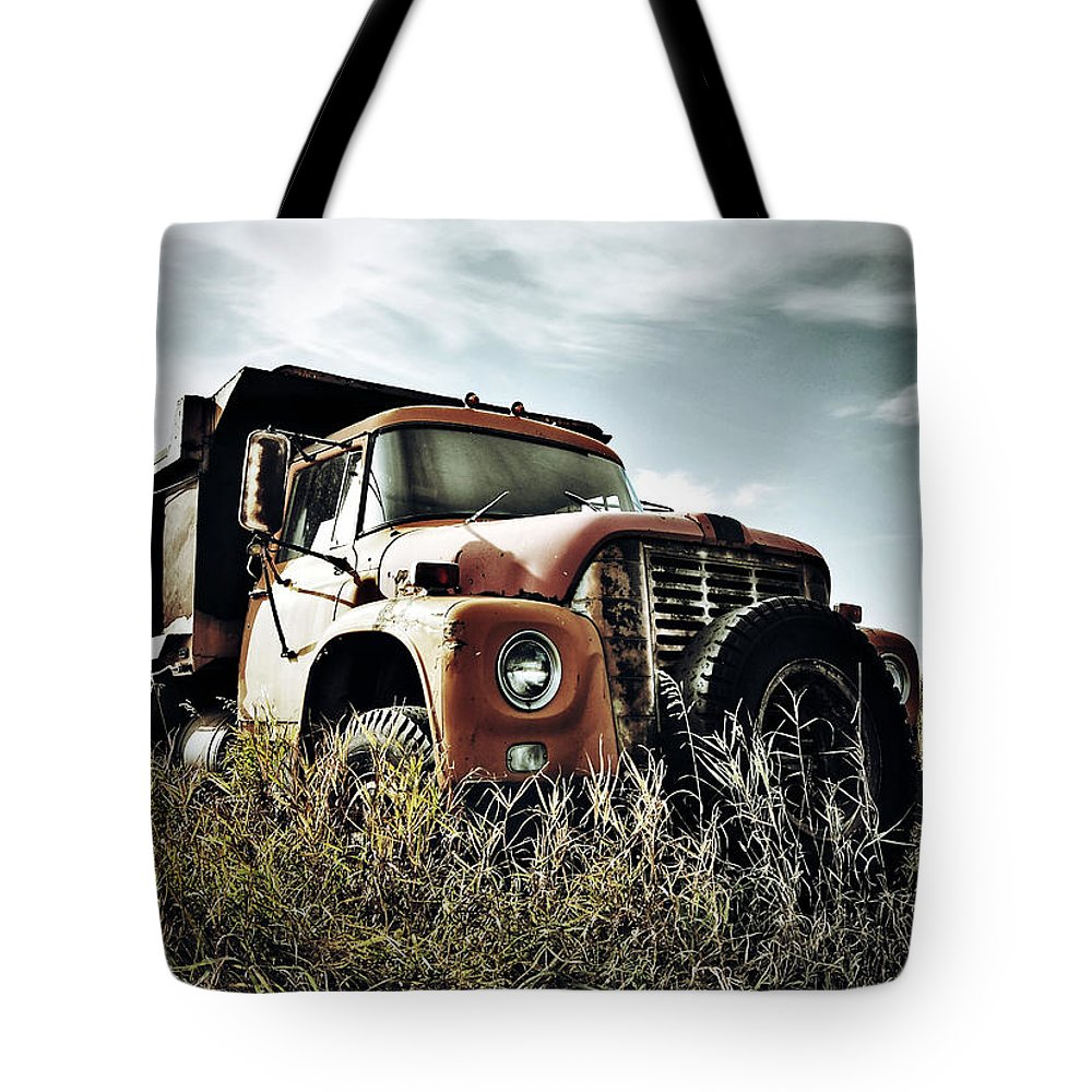 Photographer Tote Bag featuring the photograph Working Class Field by The Artist Project