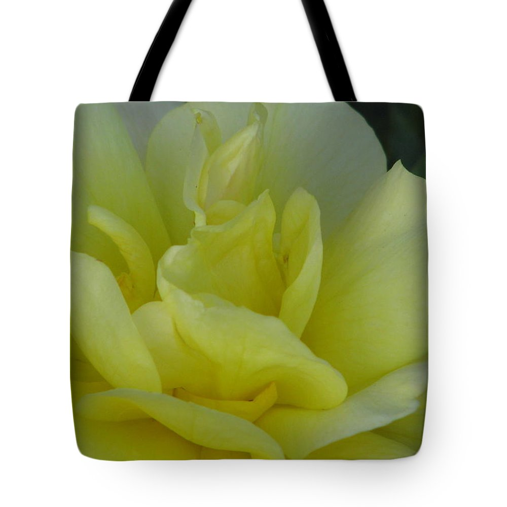 Sviatoslav Tote Bag featuring the photograph Yellow Rose 03 by Sviatoslav Alexakhin