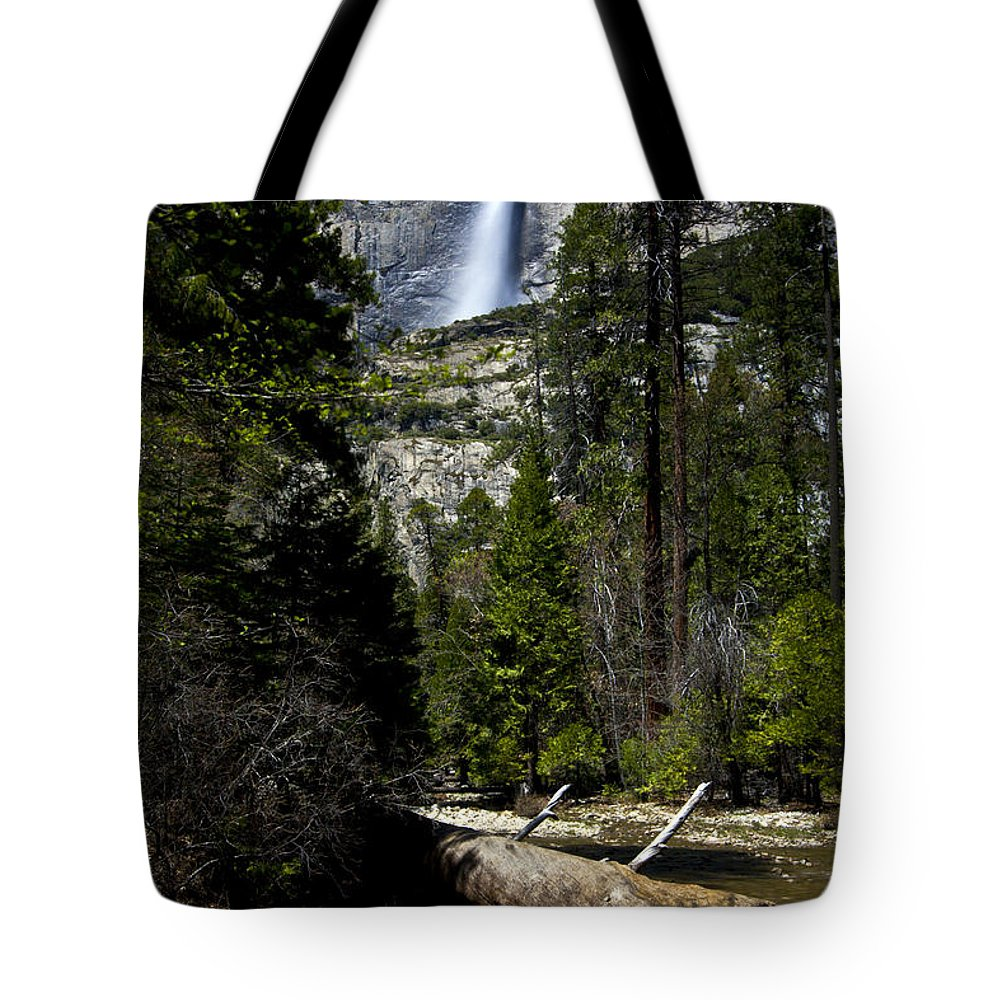 Nature Tote Bag featuring the photograph Yosemite5 by George Cabig