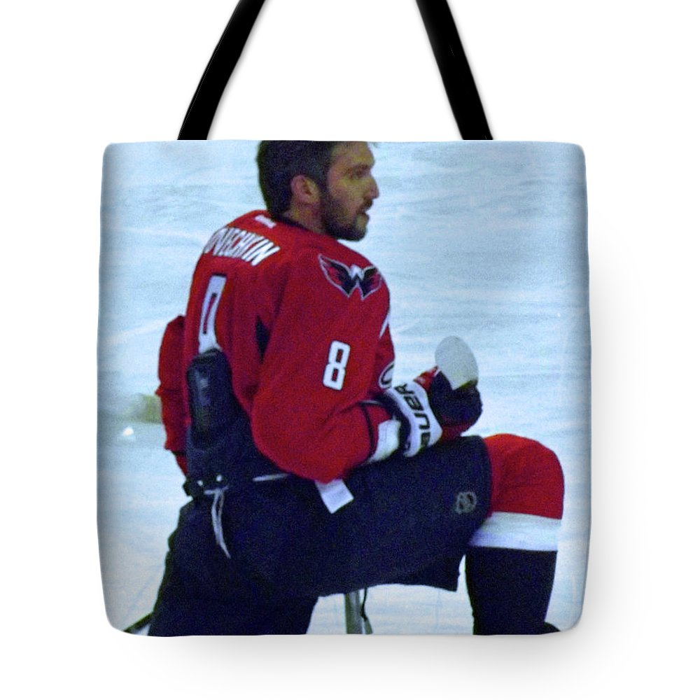# 8 Tote Bag featuring the photograph # 8 by Joseph F Safin