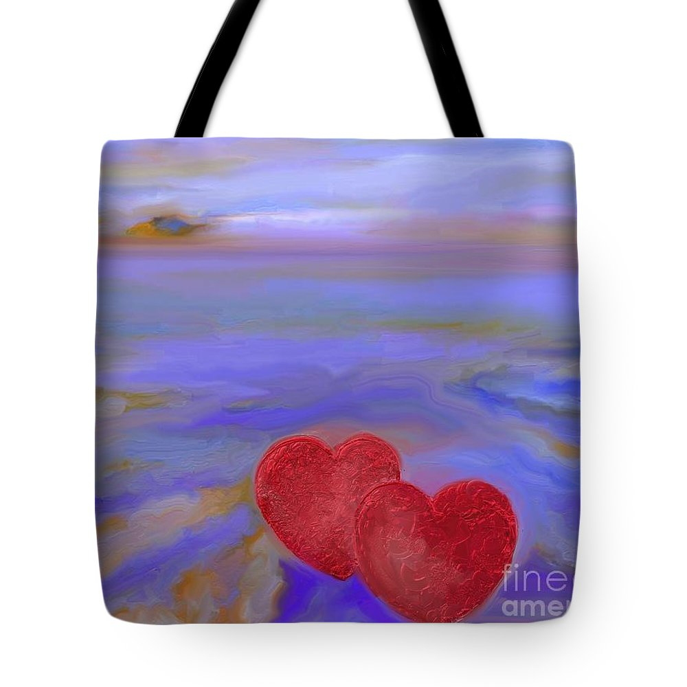 Photography Tote Bag featuring the photograph Cormorants by Aline Halle-Gilbert