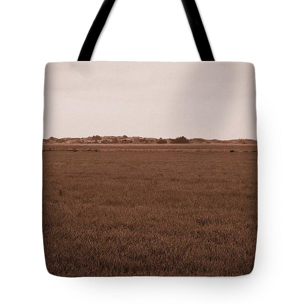 Lehtokukka Tote Bag featuring the photograph Dunes Of Danmark 3 by Jouko Lehto