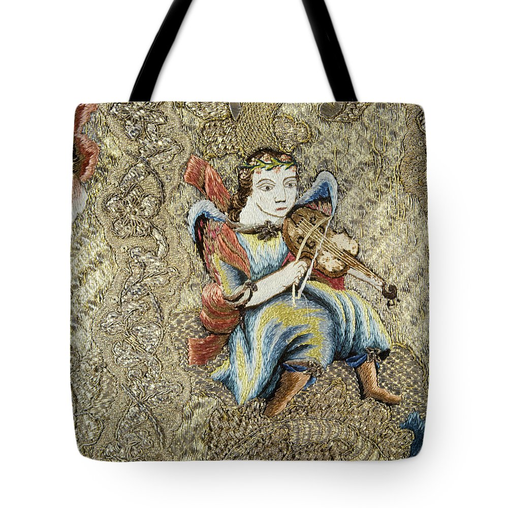 18th Century Tote Bag featuring the painting Chasuble, 18th Century by Granger