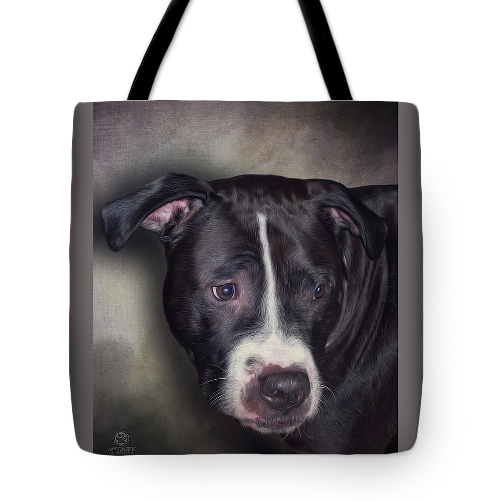 8332456 Tote Bag featuring the digital art 8332456 by Andy Accessories