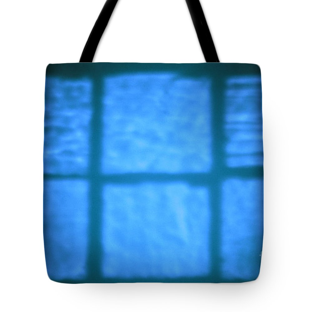 Abstract Tote Bag featuring the photograph Abstract by Tony Cordoza