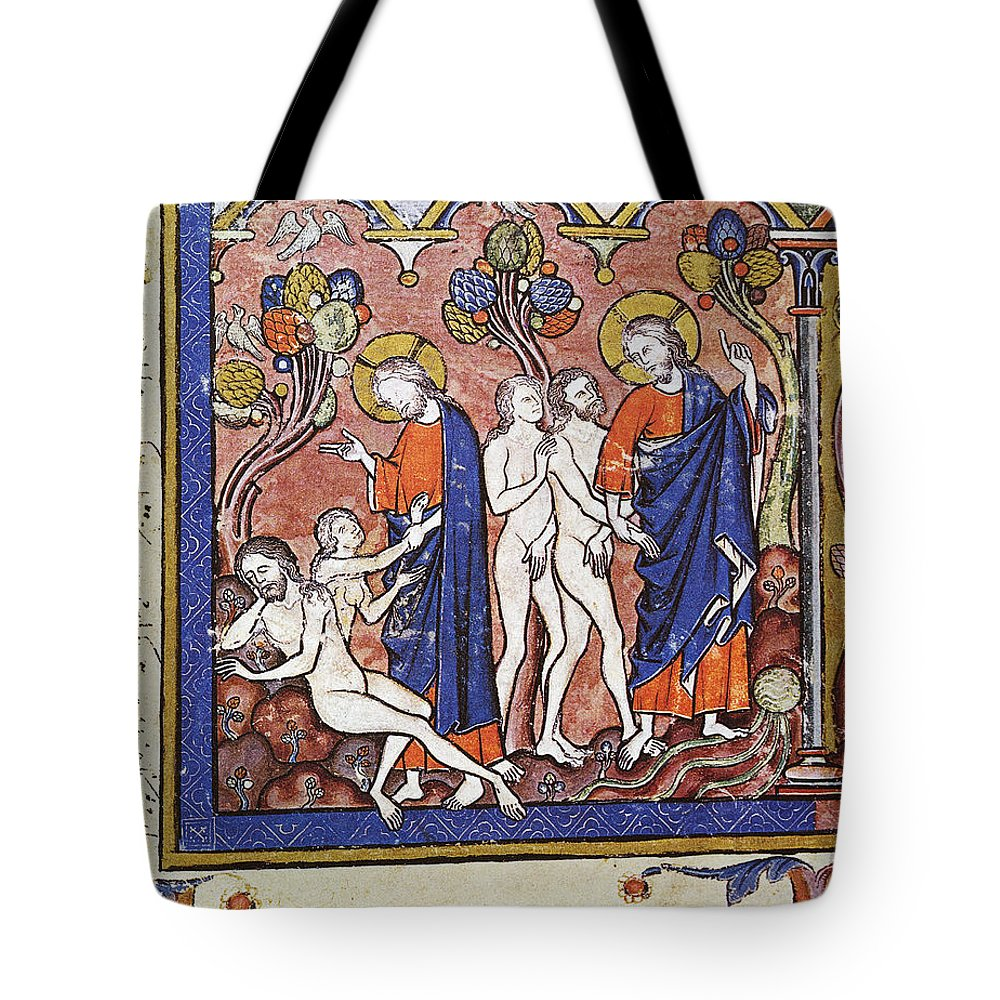 1250 Tote Bag featuring the photograph Adam And Eve by Granger